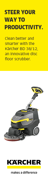 Karcher BD38/12 Side Banner